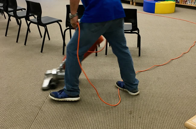 Carpet Cleaning Services in Marin